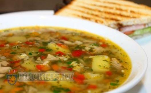 суп по-софийски