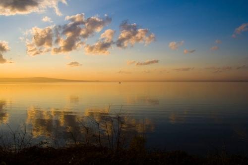 Бургское озеро, озеро Вая