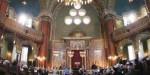 Центральная синагога и история