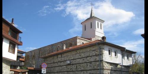 Несебр церкви - церковь Успение Богородицы