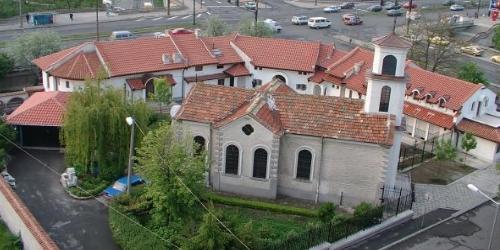 Церковь Св Атанасий жк Изгрев - Бургас