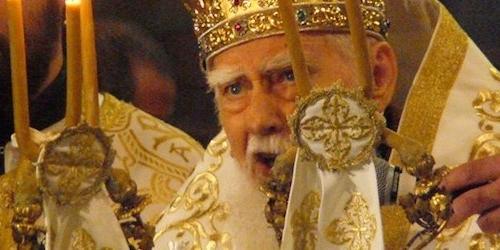 главы Болгарской православной церкви патриарха Максима
