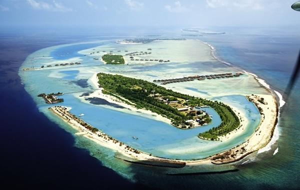 Остров возле Поморие