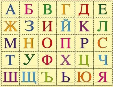 болгарская азбука, болгарский язык