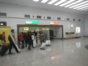 Выставка в аэропорту. Аэропорт Варна