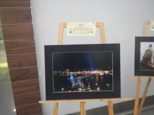 Выставка в аэропорту. Аэропорт Варна внутри выставка