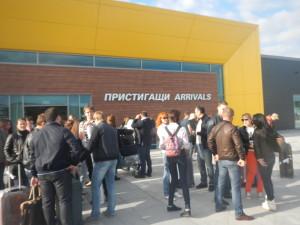 Острая нехватка персонала возникла в Болгарии аэропорт варна