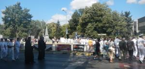 Достопримечательности Варны список памятник морякам участвовашим в сербско-болгарской войне фото демонстрации