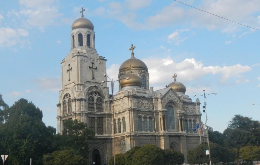 Кафедрала Варна