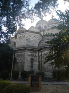 Достопримечательности Варны список - кафедральный собор в Варне