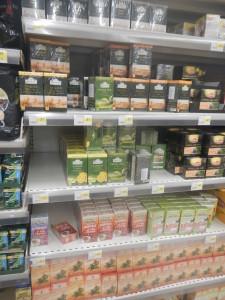 Цены на чай в Болгарии