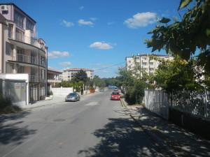 Пешком в св Константин и Елена улица болгария фото