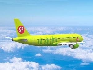 С7 S7 или Сибирские Авиалинии