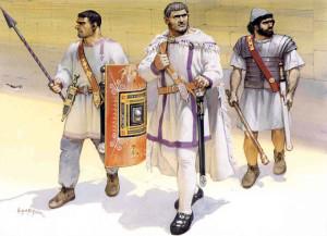фракийская колесница