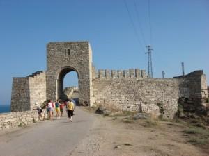 Крепость мыса Калиакра