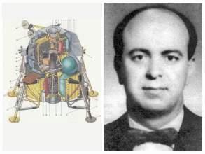 Иваном Ночев - изобретатель двигателя модуля лунного корабля Орел