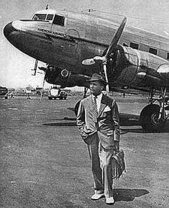 конструктор Асен Йорданов - сконструировавший самолет Дуглас