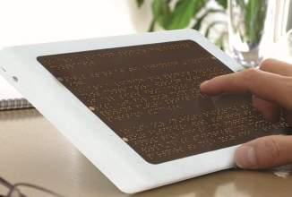 Лучезар Цветанов придумал цифровую книгу для слепых