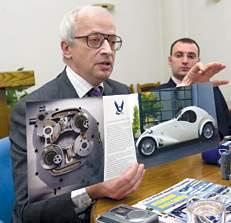 Румен Антонов - изобретатель автоматической коробки передач