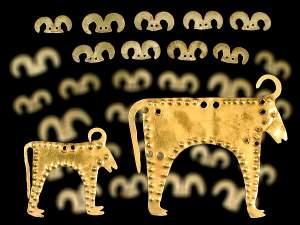 золотые изделия возрастом 6 000 лет нашли в Варне