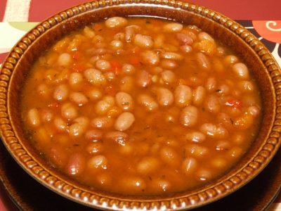 Фасолевый суп или суп из фасоли