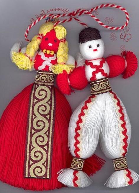 Баба Марта – болгарский праздник