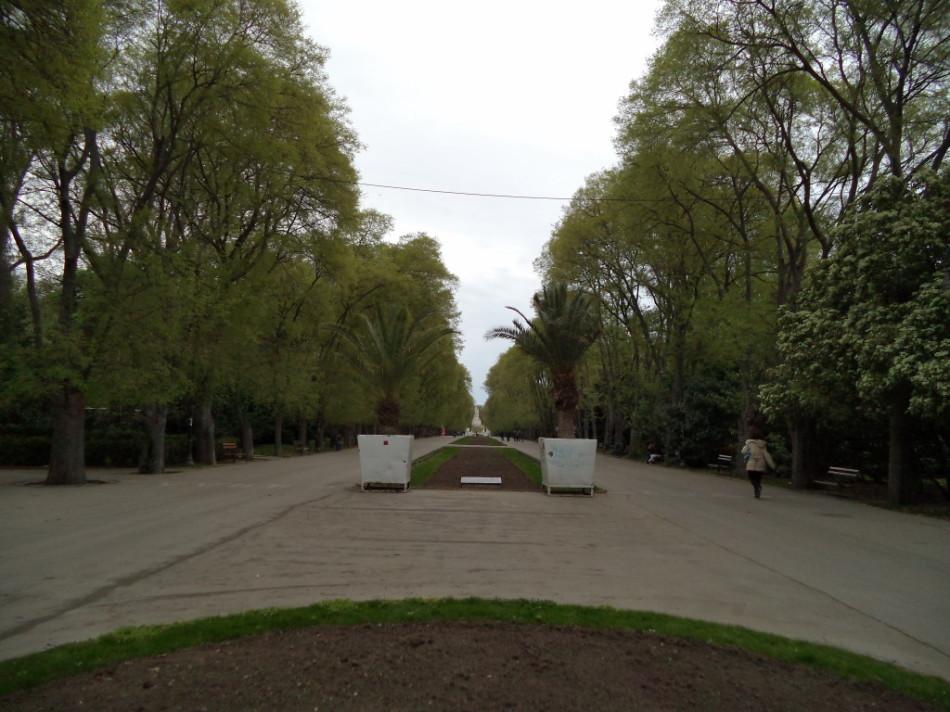 Приморский Парк Варны фото