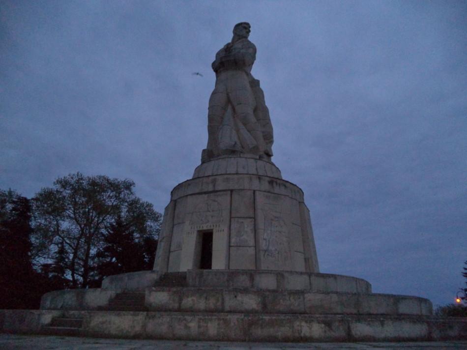 Главный памятник Приморского парка Варны