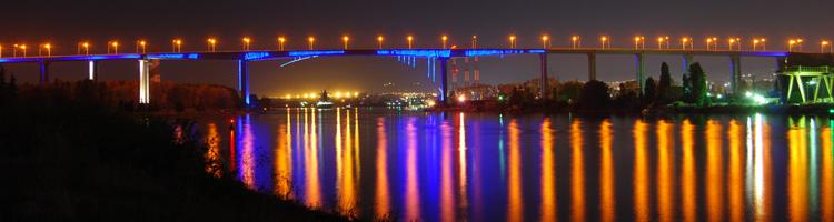 Достопримечательности Варны - короткое описание аспарухов мост
