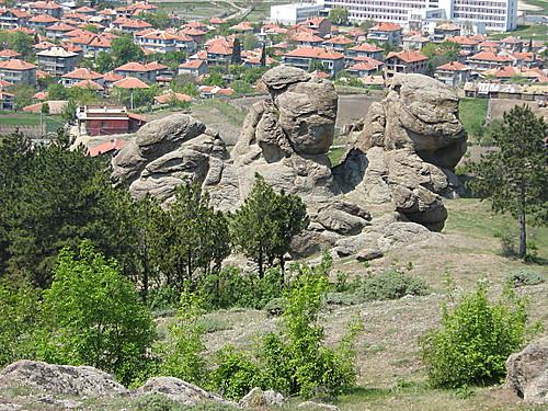 Туристические города Болгарии