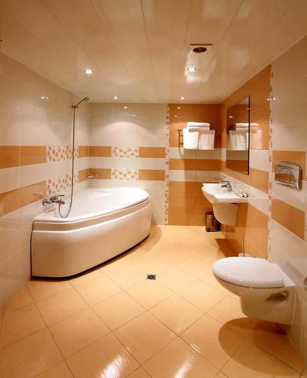 Отель Черное море Варна Болгария номер ванная комната