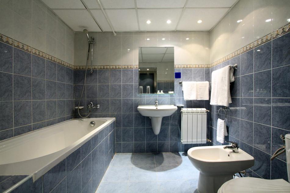 Отель Черное море Варна Болгария ванная комната