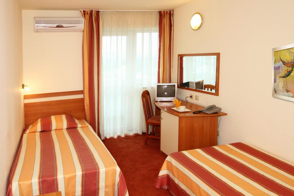 Отель Черное море Варна Болгария - комнаты и номера в гостинице