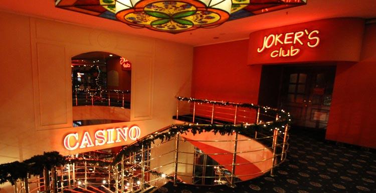 Отель Черное море Болгария - развлечения в отеле казино