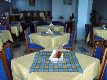 Отель Эвридика ресторан