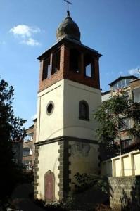 Город Айтос храм святого Дмитрия