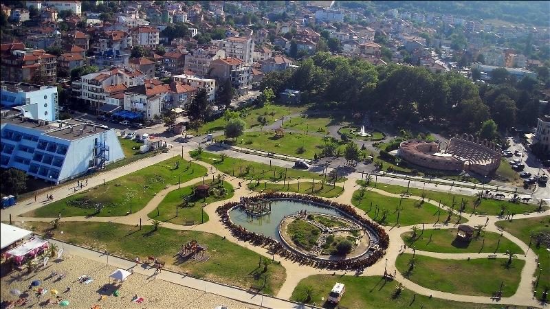 Болгария город Обзор фото