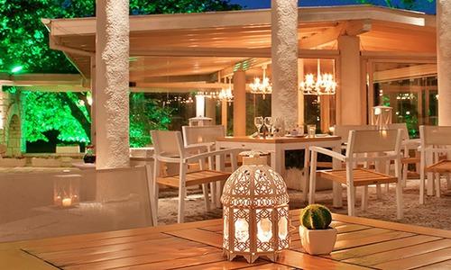 Гранд Отель Варна Болгария ресторан