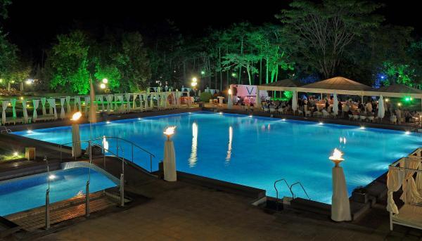 Гранд Отель Варна Болгария бассейн