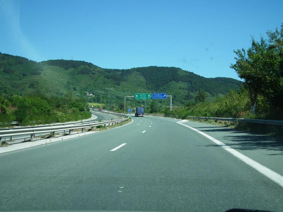 В Болгарии будет больше дорог хемус