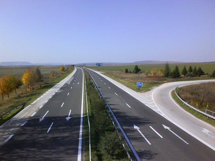 В Болгарии будет больше дорог трасса хемус