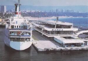 Достопримечательности Варны список морской вокзал варна