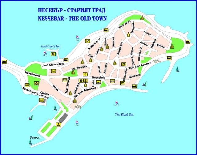 карта несебра скачать - фото 2