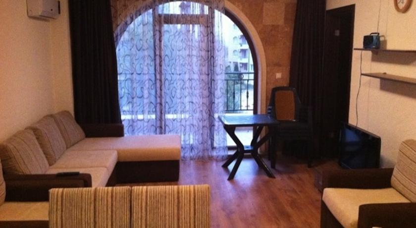Отель Амара курорт Солнечный Берег Болгария номер фото
