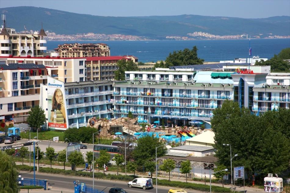 Отель Котва Солнечный Берег Болгария фото