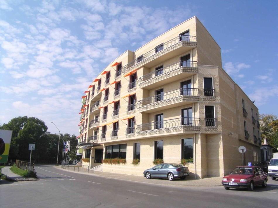 Панорама Отель Варна 4 звезды