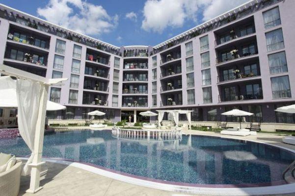 отель рейнбоу солнечный берег болгария цены