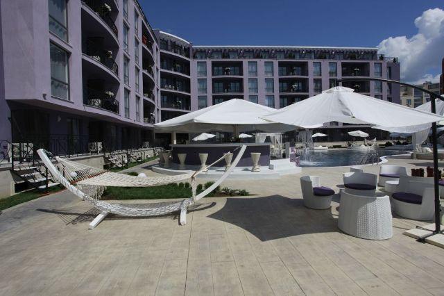 Отель Рейнбоу Солнечный Берег Болгария