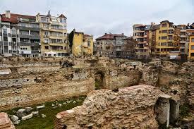 Достопримечательности Варны список римские бани