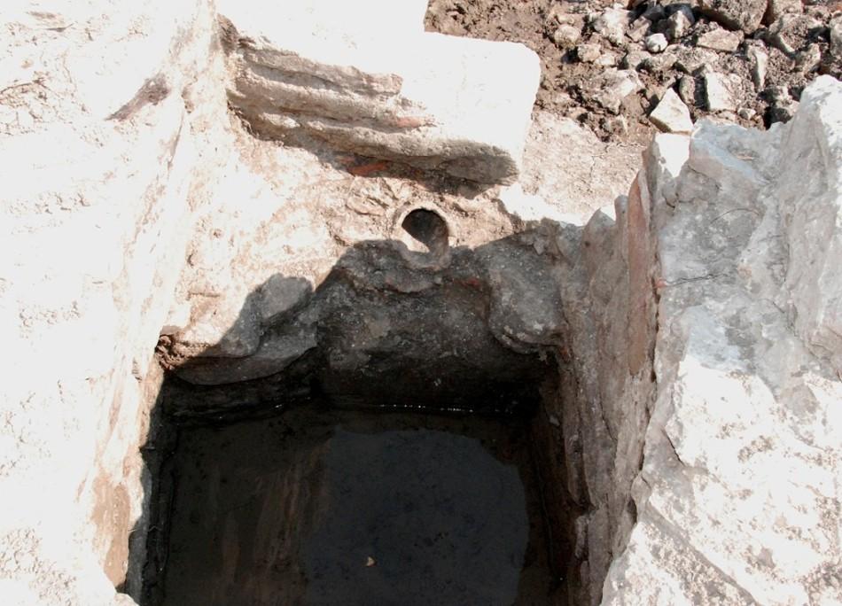 римские руины в сарафово